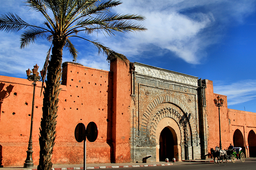 image Afrique du Nord Maroc Marrakech