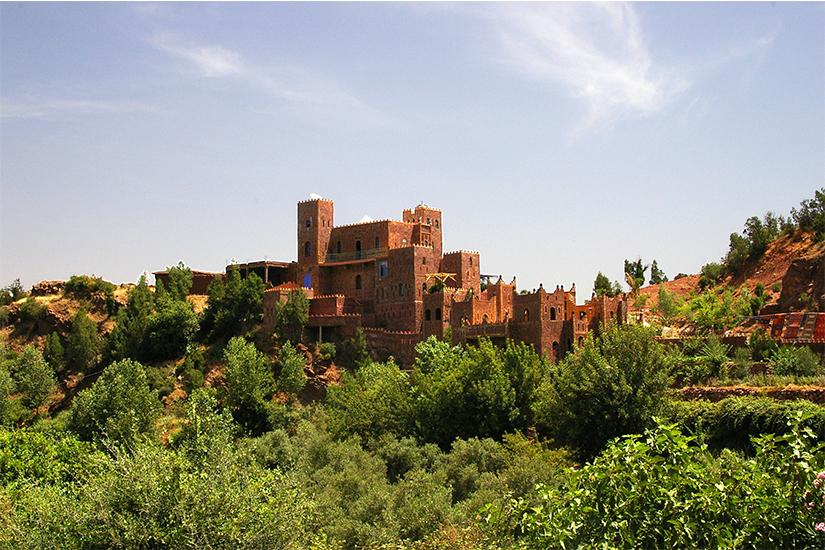 image Afrique du Nord Maroc Ourika