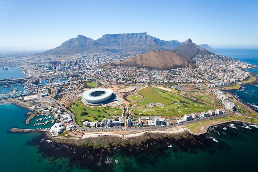 image Afrique du sud Cap Town