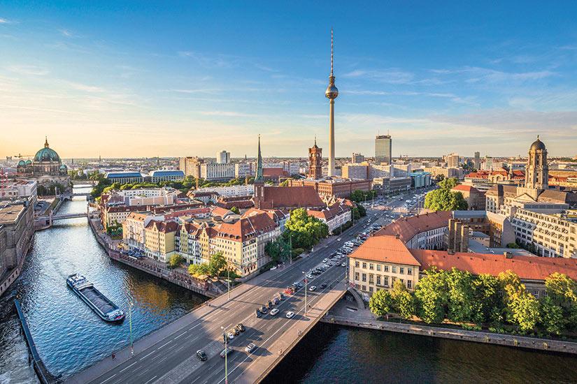 image Allemagne Berlin Vue aerienne  it