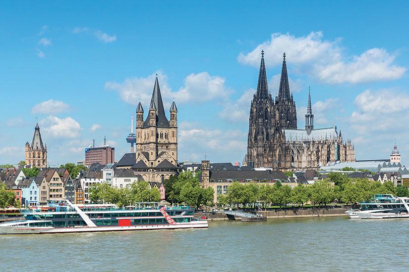 image Allemagne Cologne La cathedral de Cologne  fo
