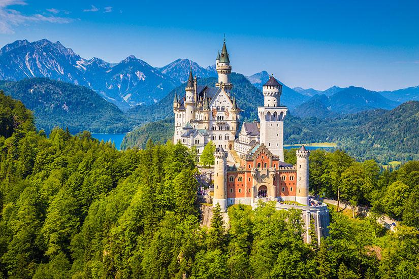 image Allemagne Fussen Chateau Neuschwanstein  it