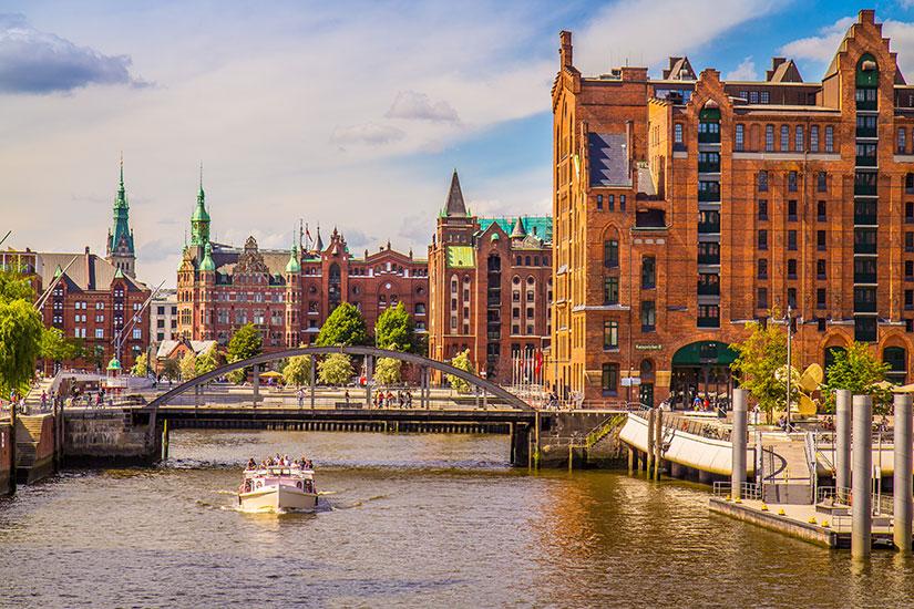 image Allemagne Hamburg Unesco patrimoine  fo