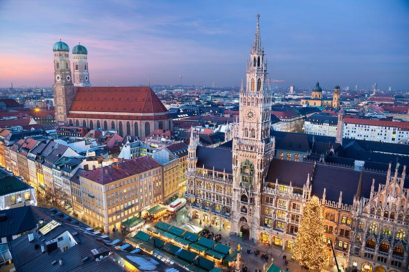 image Allemagne Munich Marche Noel  it