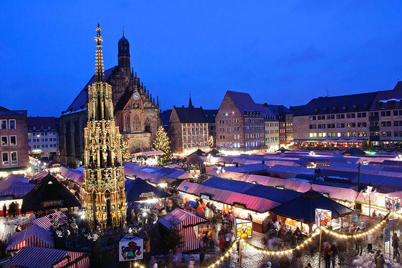 image Allemagne Nuremberg marche Noel  fo