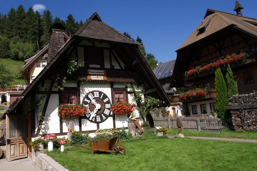 image Allemagne Triberg