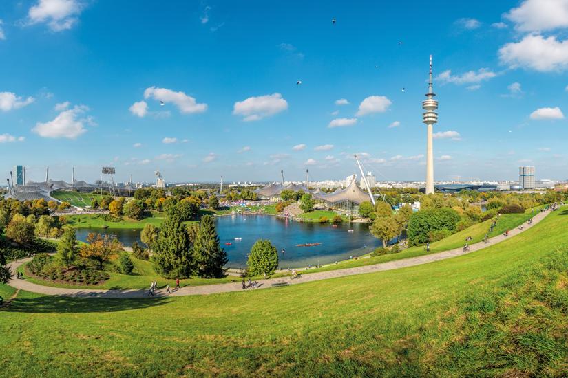 image Allemagne baviere vue olympiapark tour munich 56 as_125541978