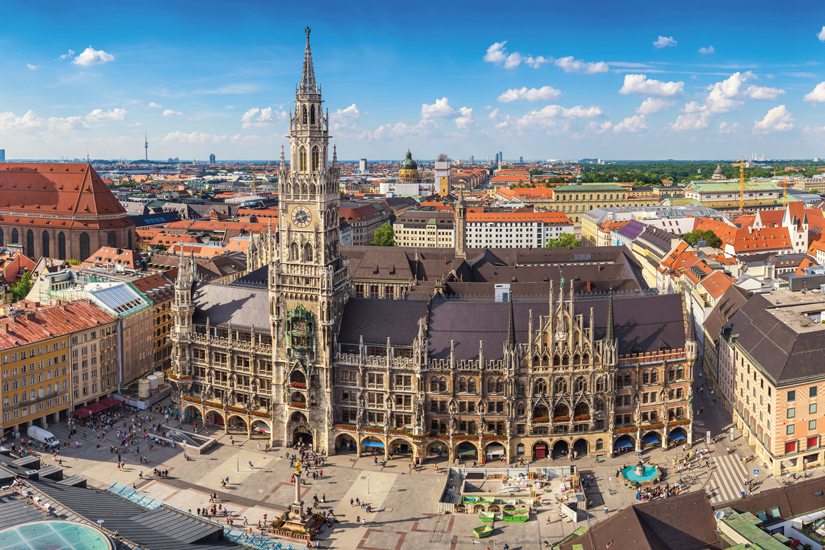 image Allemagne munich panorama ville 61 as_123854607