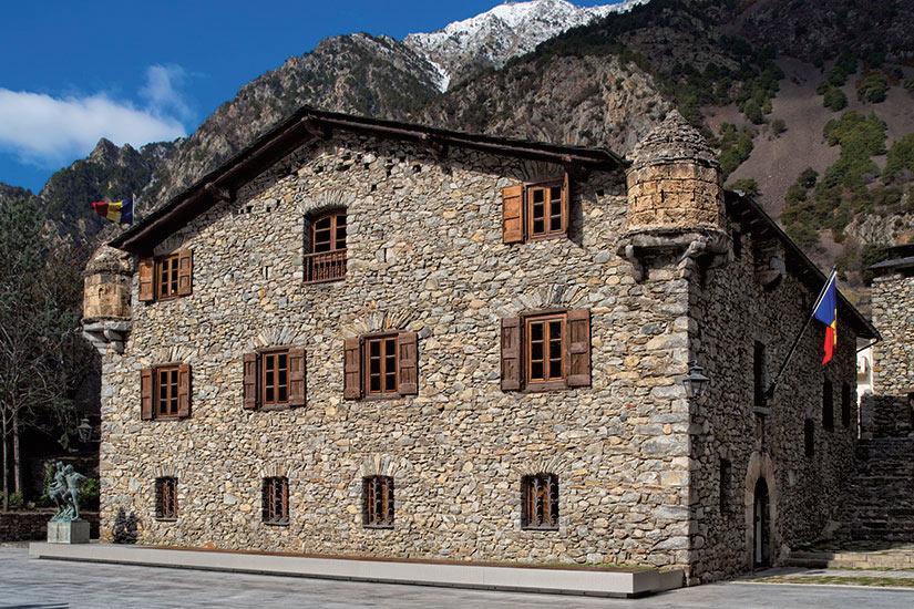 image Andorre Andorre le vieille Casa de la Vall  it