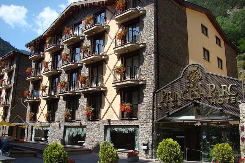 image Andorre hote Princesa Parc