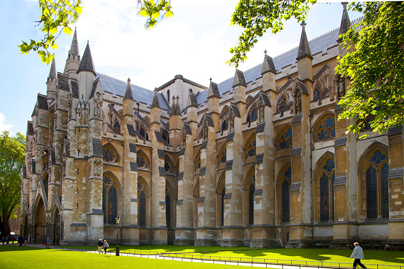 image Angleterre Londres Abbaye Westminster  it