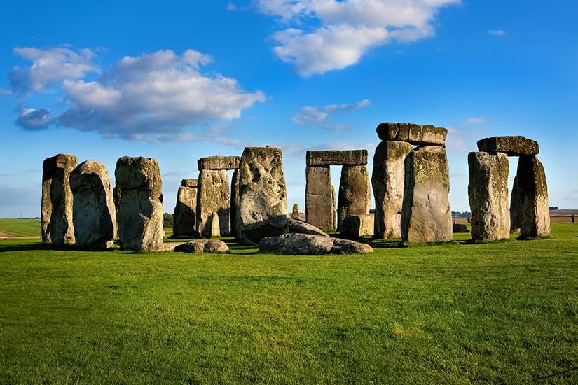 image Angleterre Londres Stonehenge
