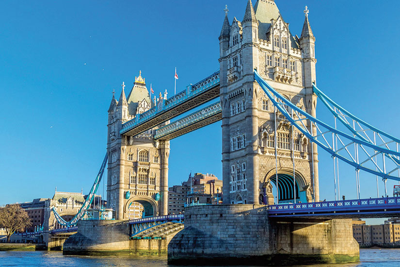 image Angleterre Londres Tower Bridge  fo