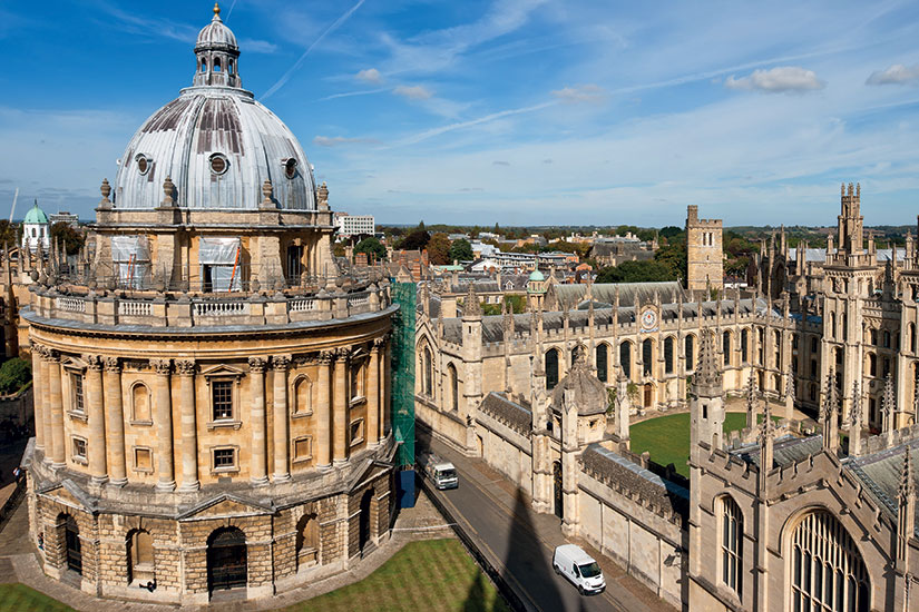 image Angleterre Oxford  fo