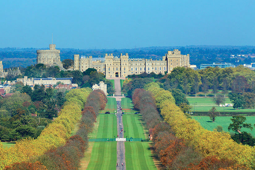 image Angleterre Windsor Great Park chateau Windsor  fo