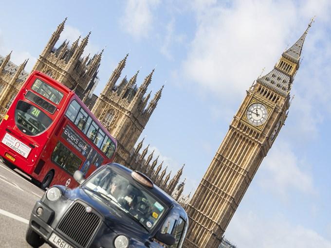 image Angleterre londres rue