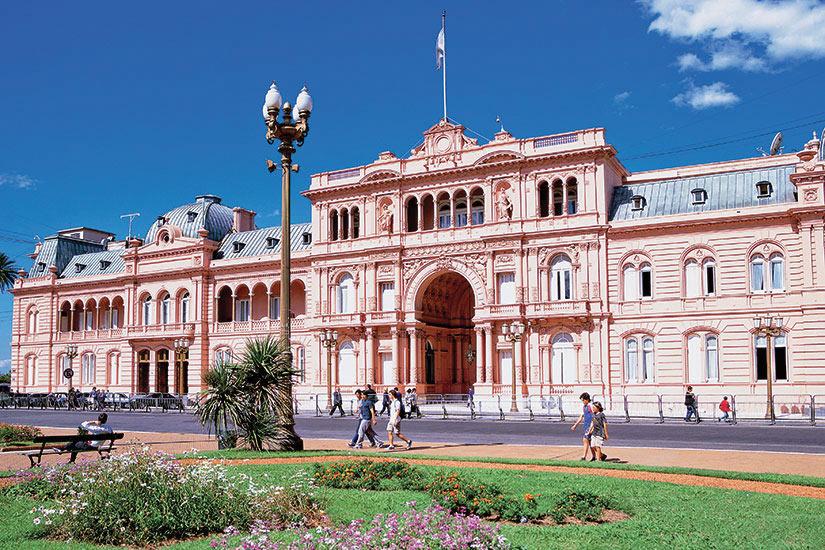 image Argentine Buenos Aires bureau executif du President de la Place de Mai  fo
