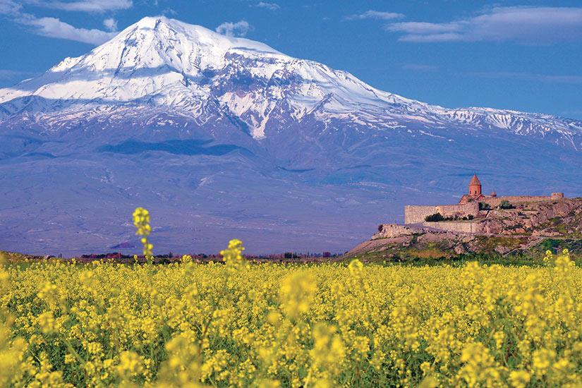 image Armenie Mont Ararat Panorama  fo