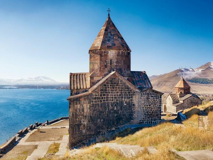 image Armenie lac sevan