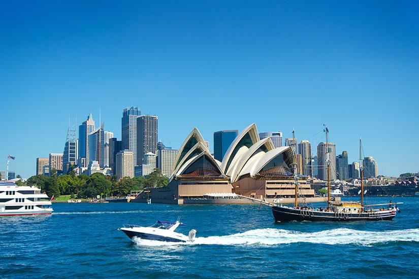 image Australie Sydney Opera port  it
