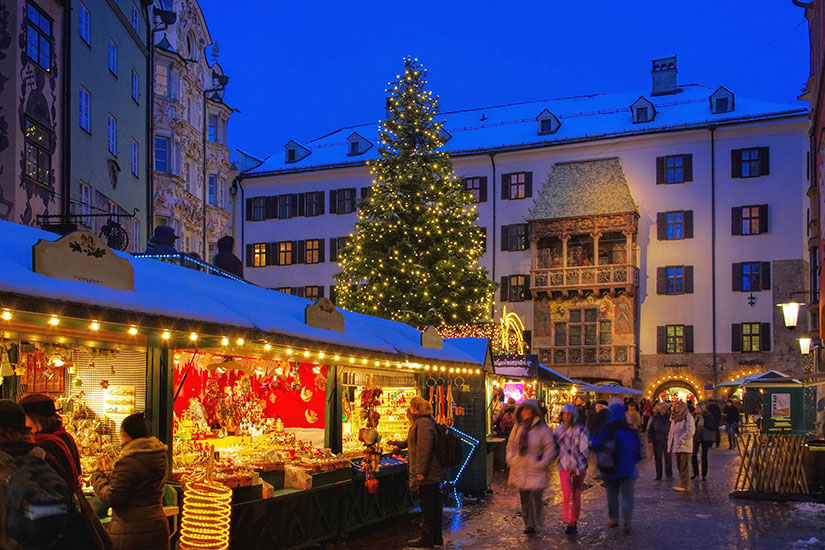 image Autriche Innsbruck March Noel  fo