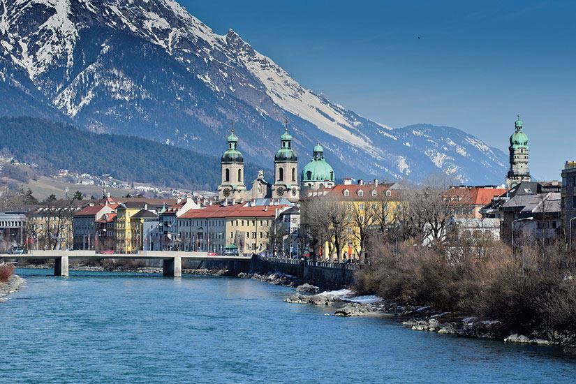 image Autriche Innsbruck Panorama  fo