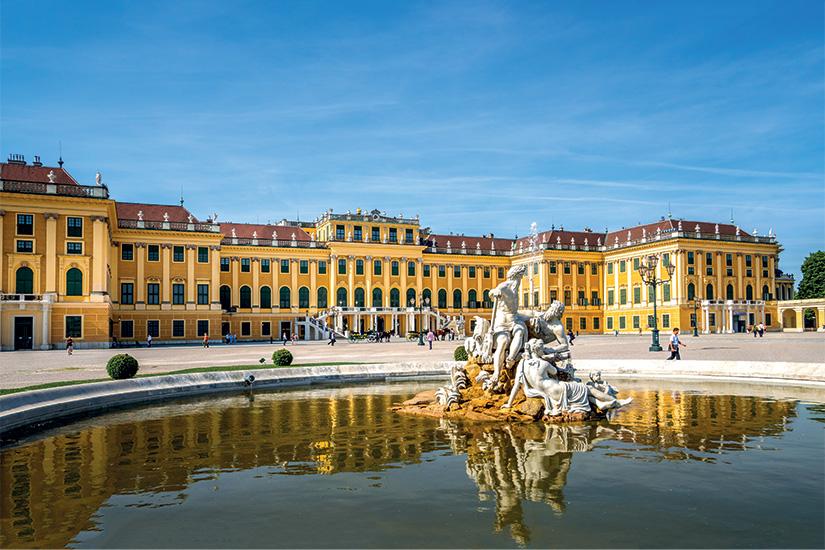 image Autriche Vienne Chateau de Schonbrunn 20 as_273155104