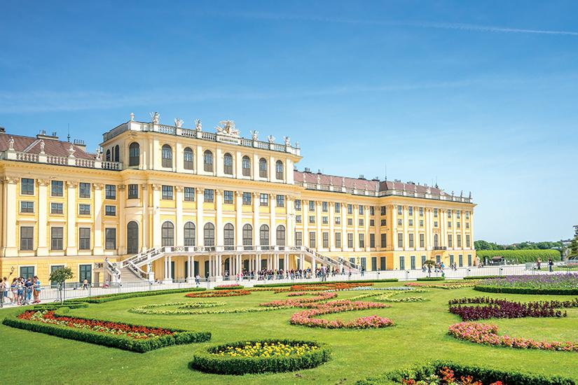 image Autriche Vienne Chateau de Schonbrunn as_77533257