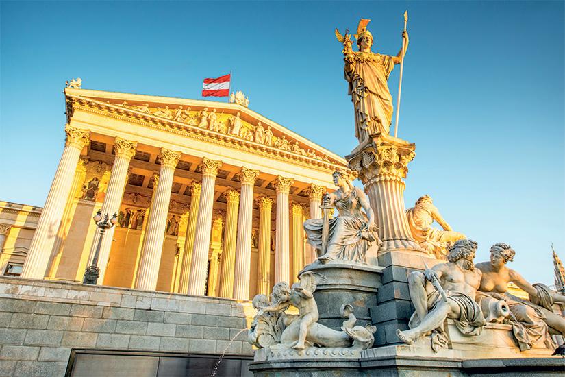 image Autriche Vienne Parlement 16 it_532165754