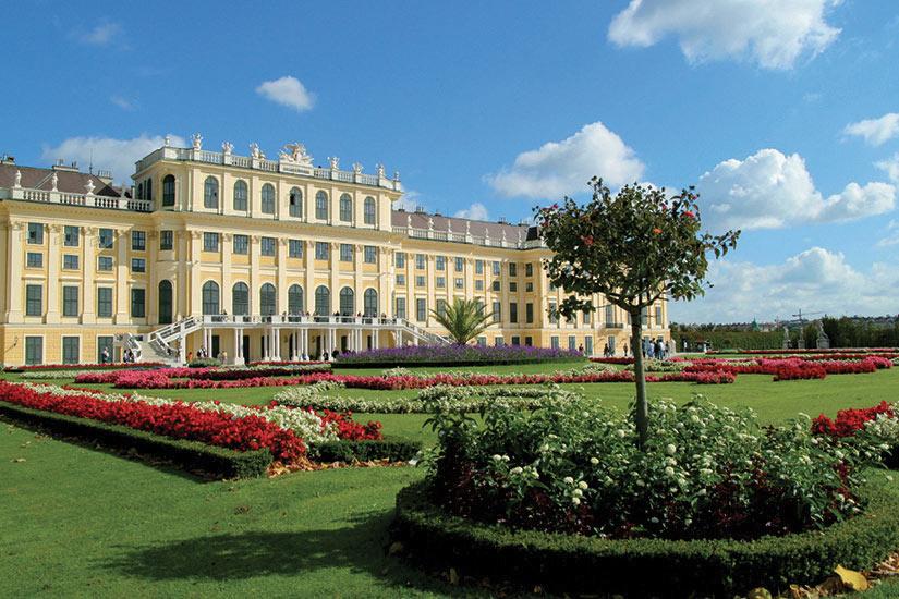 image Autriche Vienne chateau de Schonbrunn  it