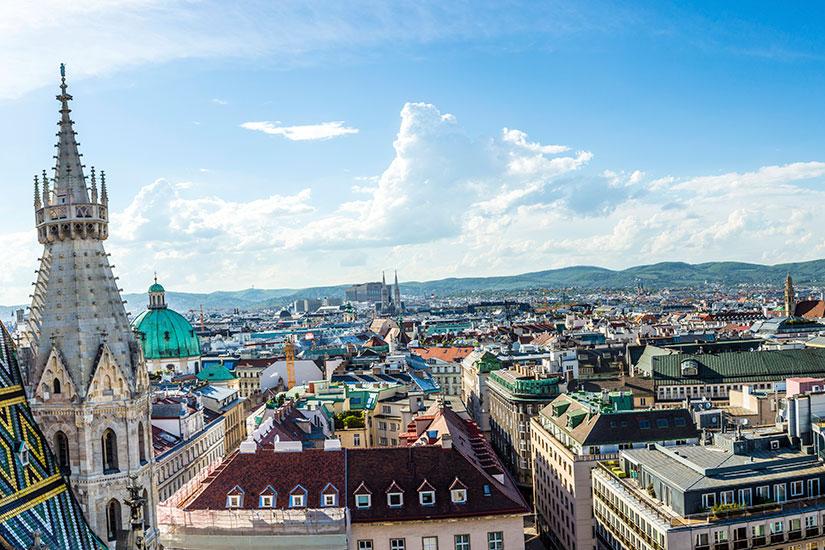image Autriche Vienne panorama  it