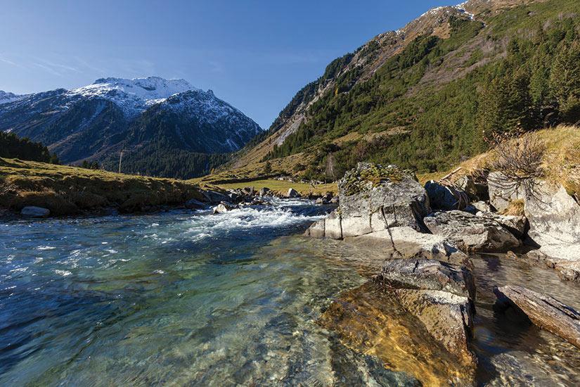 image Autriche Zillertal Paysage  it