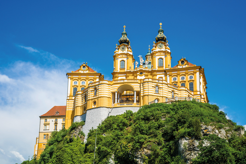 image Autriche epingle monastere stift melk 08 as_82799764