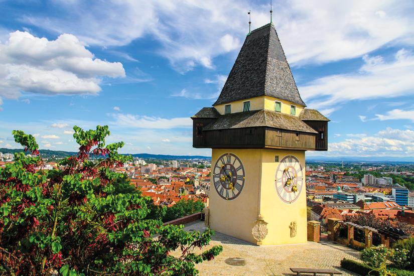 image Autriche graz uhrturm chateau 44 as_69390396