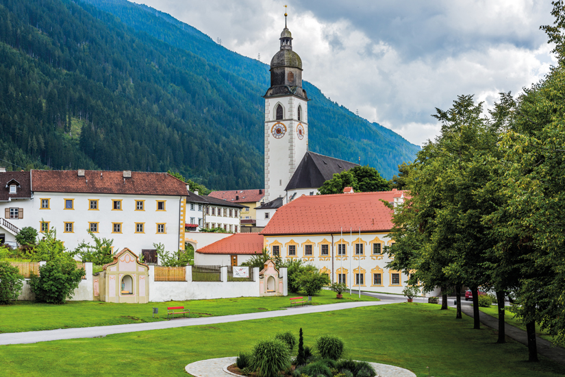 image Autriche innsbruck urcistercian stams abbey imst 99 as_80764322
