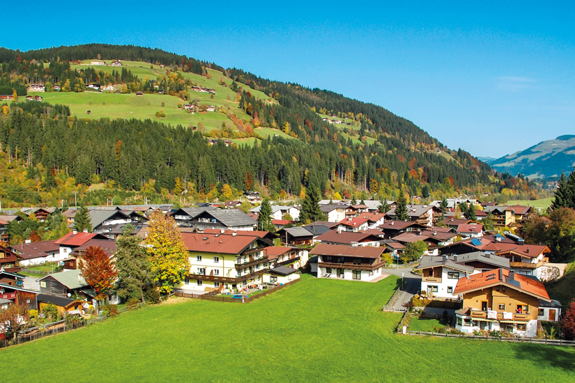 image Autriche tyrol kitzbuhel maisons kirchberg 03 fo_10138572