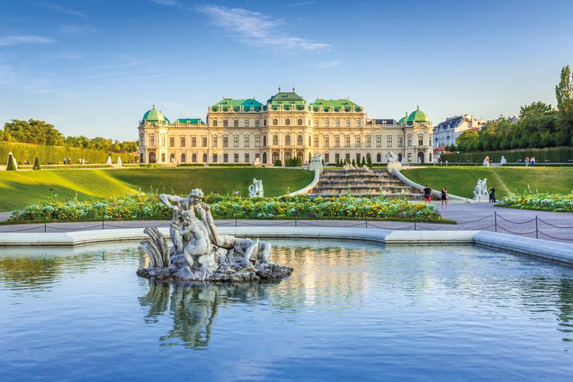 image Autriche vienne schloss belvedere 75 as_77693750