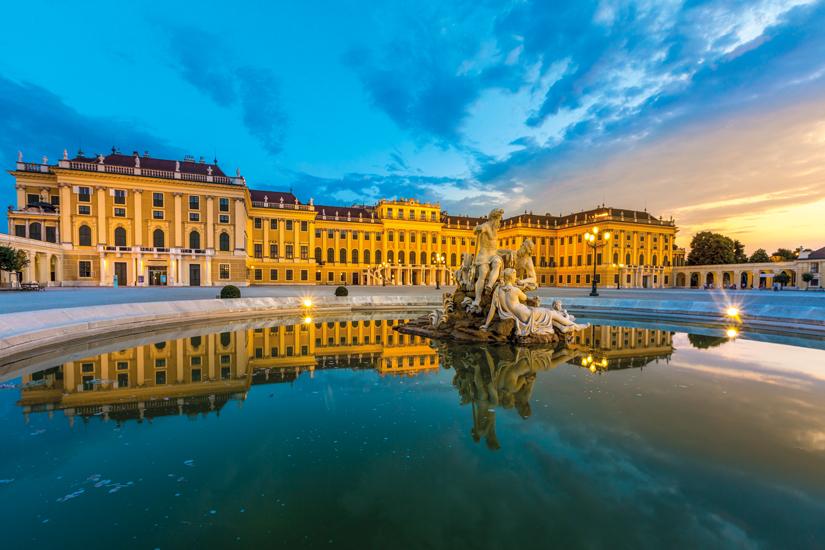 image Autriche vienne statue palais schonbrunn 43 fo_89206962