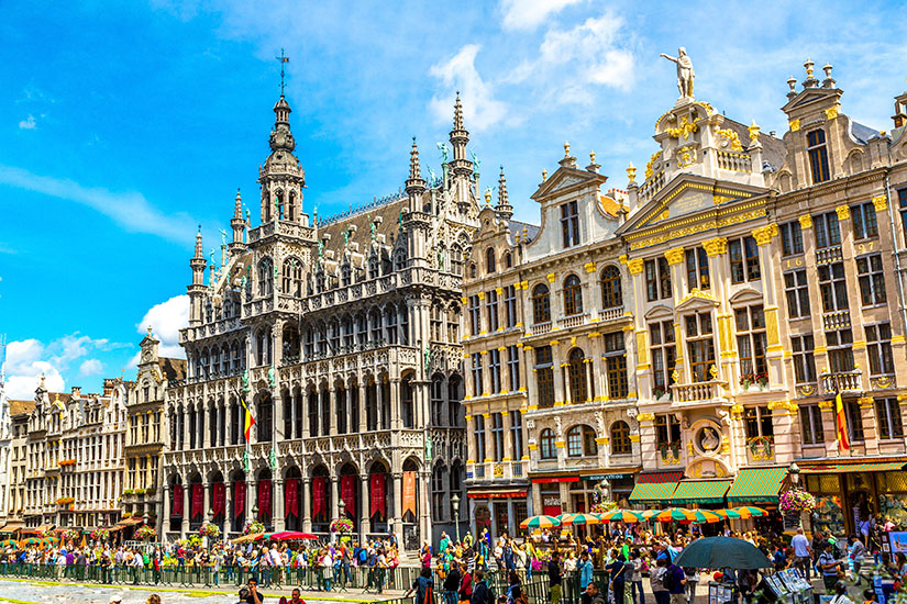 image Belgique Bruxelles Grand Place  fo