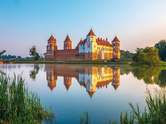 image Bielorussie chateau de mir