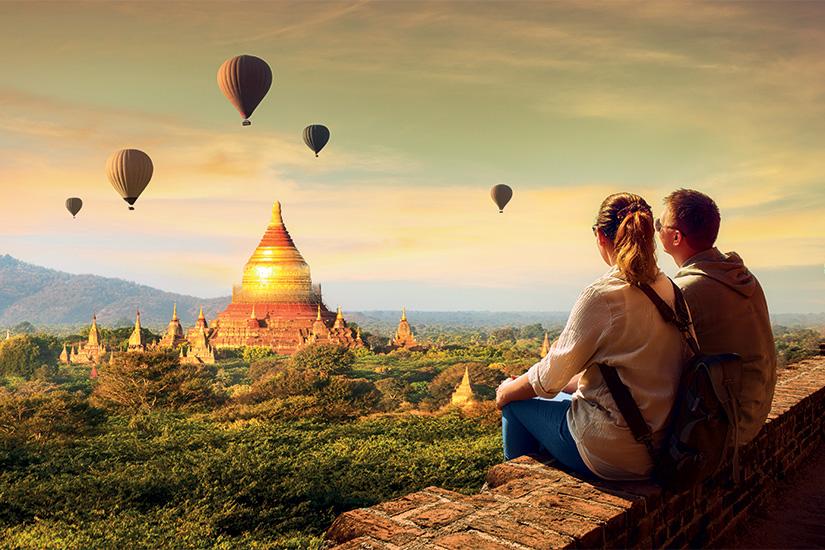 Birmanie - Myanmar - Circuit Charmes de Birmanie
