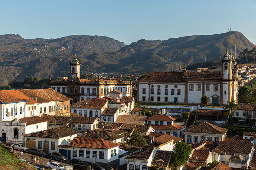 image Bresil  Minas Gerais Ouro Preto  fo