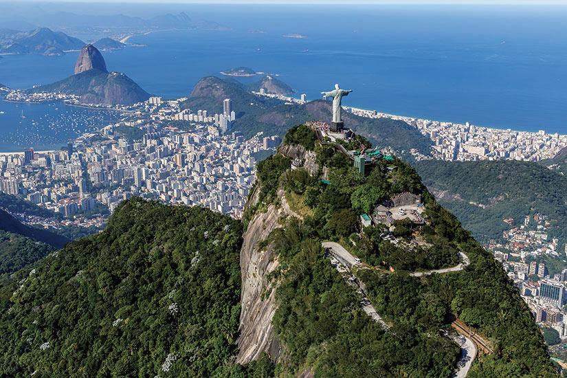 image Bresil Rio Janeiro Panorama  fo