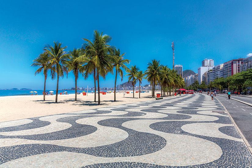 image Bresil copacabana rio de janeiro  it