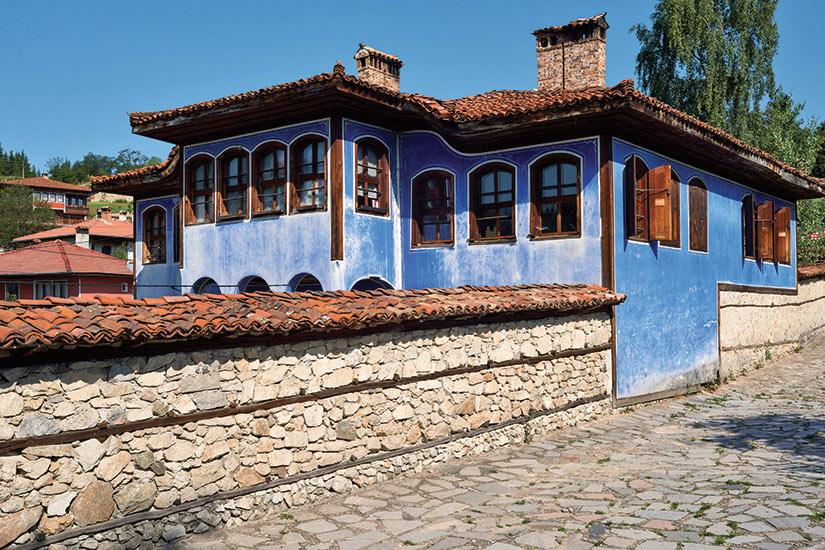 image Bulgarie Koprivshtitsa vieille maison  it