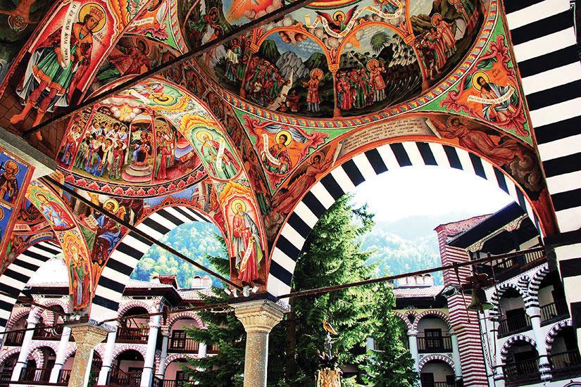 image Bulgarie Rila Monastere St Ivan Rilski  fo