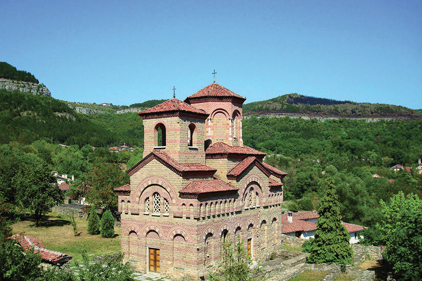 image Bulgarie Veliko Tarnovo Eglise  fo