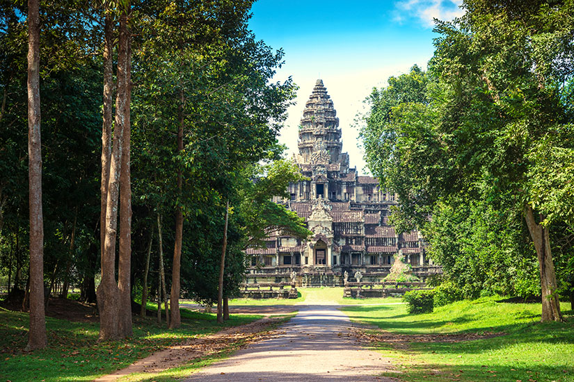 Cambodge - Thaïlande - Circuit Thaïlande Eternelle et Trésor d'Angkor