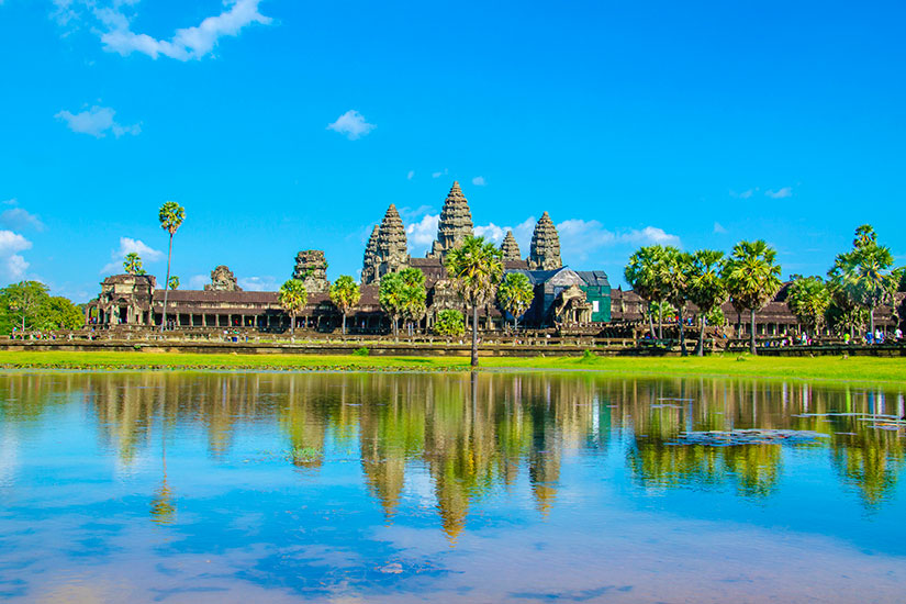 image Cambodge Angkor Watt temple  it