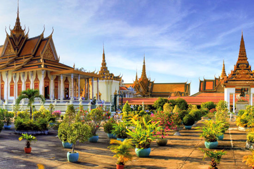 image Cambodge Phnom penh pagode  fo not found